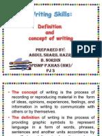 PKU3105 Writing Skill