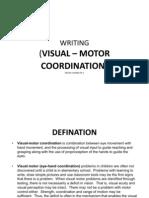 PKU3105 Visual Motor Coordination