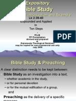 6c. Exposition of Lk 2 v 39-40 Bible Study 25Frs