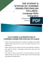 PKU3105 Language Skills and Integration