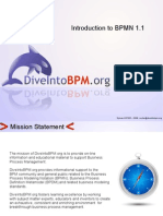 Training Kit BPMN 1.1 - Version 1.0.1
