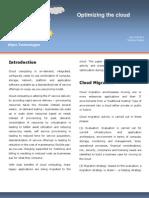 Cloud Optimization Whitepaper
