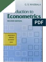 G.S. Maddala_Introduction to Econometrics_second Eddition