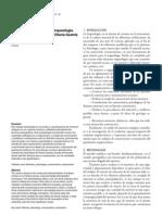 Guarás, B. Petrología morteros en arqueología. 2003