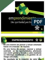 induccion emprendimiento 2010
