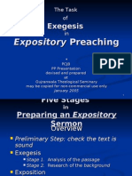 11a. the Task of Exegesis Psalm 1 39Frs