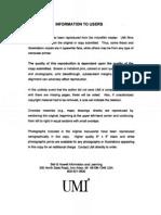 Bio Medical Model