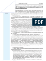 Convocatoria de puebas selectivas para ingreso en el  Cuerpo Ejecutivo de la Administración de la Comunidad Autónoma de Aragón