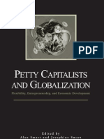 Petty Capitalists and Globalization Flexibility Entrepreneurship and Economic Development SUNY Series in Anthropological Studies of Contemporary I