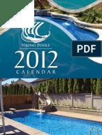 Viking Pools 2012 Calendar