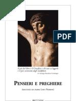 Pensieri e Preghiere Vol. 1