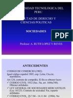 CURSO SOCIEDADES-UTP