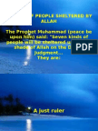 7 People Sheltered by Allah