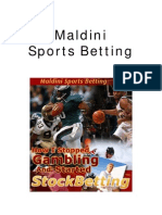 Maldini Sports Betting