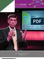 World Innovation Forum Summary 2011