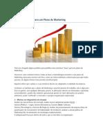 Marketing - Estrutura Base Para Um Plano de Marketing