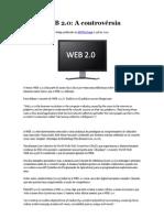 Marketing Digital - WEB 2.0_ A controvérsia