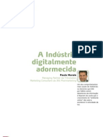 Marketing Farmacêutico - Indústria digitalmente adormecida