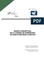 Marco Conceptual de La Cadena de Suministro