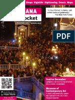 Ljubljana Pocket Guide 2012