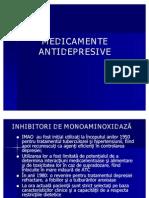 MEDICAMENTE-ANTIDEPRESIVE