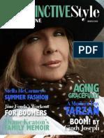 A Distinctive Style Magazine Winter 2012
