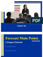 Giving Great Presentations 11