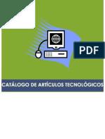 Catalogo de productos tecnologicos