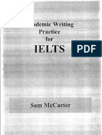 English - McCarter, Sam - IELTS - Academic Writing pdf