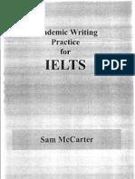 English - McCarter, Sam - IELTS - Academic Writing pdf