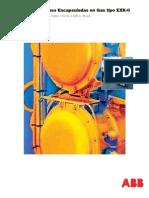 Subestaciones Encapsuladas en Gas Tipo Exk-0