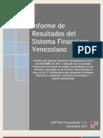 SOFTline Consultores, informe sistema financiero diciembre 2011