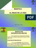Clase-7 Bioética  al Inicio de la Vida 191010