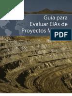 Guia Para Evaluar EIAs de Proyectos Mineros