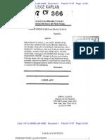 Complaint v Dory Goebel