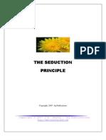 The Seduction Principle