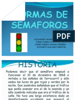 NORMAS DE SEMAFOROS