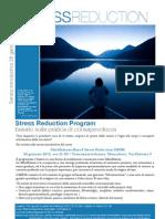 Stress Reduction Program – Serata introduttiva