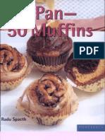 1 Pan-50 Muffins