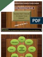 Kaedah p&p Tilawah Al-quran Ayat Hafazan