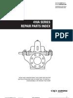 AURORA 410A Series. Repair Parts