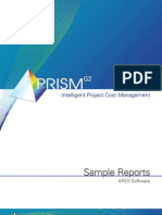 PRISM G2 Sample Reports 2011