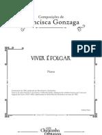 Chiquinha Gonzaga Viver e Folgar_piano