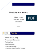 Zilog_Lyceum Alabang Presentation