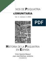 Cuadernos de Psiquiatría Comunitaria vol 2.2
