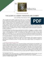 Vocación al Amor y la Teología del Cuerpo desde la perspectiva de Juan Pablo II