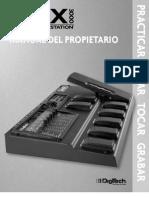 GNX3000spanish (1)