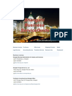 Shanghai Business City Service Guide