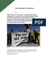 Polska bez atomu
