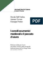 Dellombra Trovato-concili Ecumenici Medievali